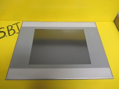 EATON OPERATOR INTERFACE TOUCH PANEL XV-152-D4-10TVRG-10 VER 02 24Vdc 0.6A A AMP