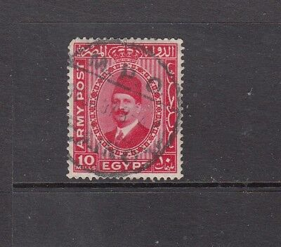 EGYPT STAMP WITH M.P.O. CANCEL   .Rfno.A94.