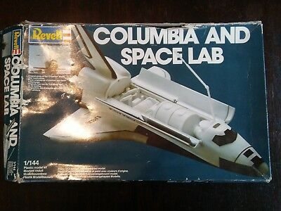 Revell Bausatz Nr. 4717 Columbia and Spacelab
