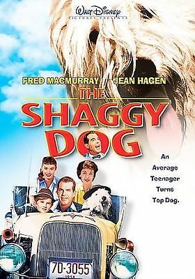 Disney's THE SHAGGY DOG [The Wild & Woolly Edition] - CLASSIC - Fred MacMurray