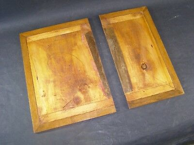 Antique Boards for Writing Slopes 10 5/8 x 5.5 and 10 5/8 x 7.5 With 5/8 Rim