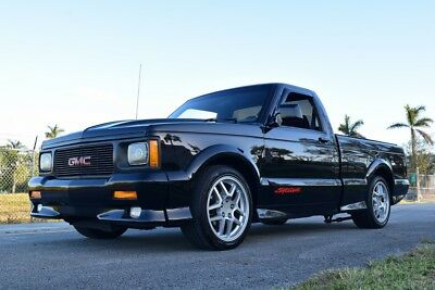 1991 GMC Syclone #803 of 2998 Ever Produced GMC SYCLONE / NOT TYPHOON  4.3 LITER BIG TURBO AWD BEAST!!!