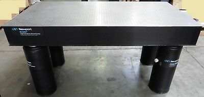 G147201 Newport RS 2000 3x6' Breadboard Vibration Isolation Table w/PL-2000 Legs