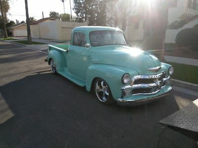 1955 Chevrolet Other Pickups custom cab 1955 chevy truck