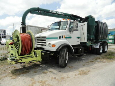 Super Products Camel ACTOR VAC-CON VACUUM HYDRO EXCAVATOR JETTER SEWER RODDER