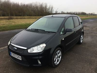 Ford C-Max Damaged Repaired Cheap Reliable Car Low Miles