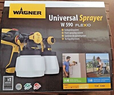 WAGNER Universal Sprayer W590 FLEXiO