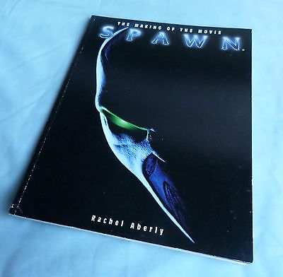 The Making of the Movie Spawn. Todd McFarlane Softback book 1997