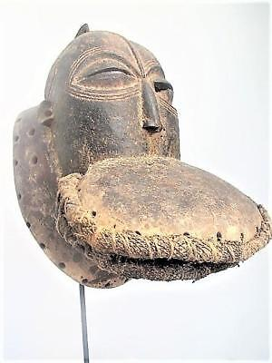 Fine Tribal Gallery -0145 STUNNING OLD BETE NYABWA MASK, COTE D'IVOIRE