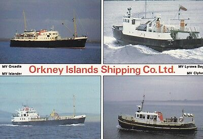 SHIPPING ORKNEY ISLANDS SHIPPING Co Ltd. $ VESSELS Owned by Company KIRKWALL