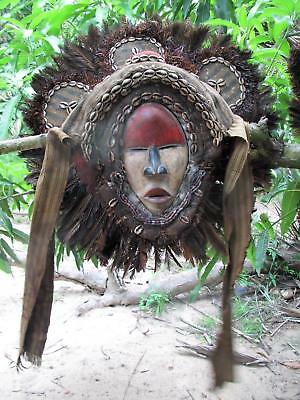 Fine Tribal Gallery - 3460 Rare Dan Deangle Ceremonial Mask Cote D'ivoire