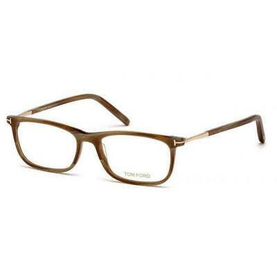 e70274b9d750 NEW AUTHENTIC EYEGLASSES TOM FORD FT 5398 062 made in Italy 55mm MMM ...