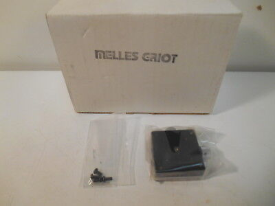 NIB Melles Griot 07GOH504 Mini Goniometer 40mm x 40mm Base x 16mm Height