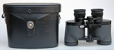 LIZARS 8 x 30 BINOCULARS ( MADE IN JAPAN ) WITH CASE