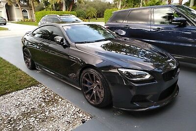 2014 BMW M6 Base Coupe 2-Door !!!!!!!!MSRP $140,000.00!!!!!!!!!! BMW  2014 M6 700Hp Competition Package