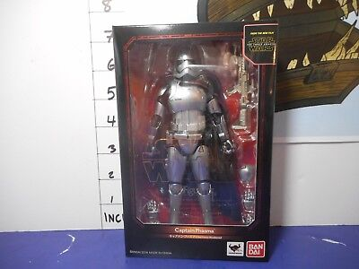S.H. Figuarts Star Wars ** CAPTAIN PHASMA ** New, the Force awakens