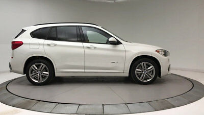 2018 BMW X1 sDrive28i Sports Activity Vehicle sDrive28i Sports Activity Vehicle New 4 dr Automatic Gasoline 2.0L 4 Cyl Alpine