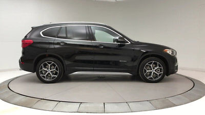 2018 BMW X1 sDrive28i Sports Activity Vehicle sDrive28i Sports Activity Vehicle New 4 dr Automatic Gasoline 2.0L 4 Cyl Jet Bla