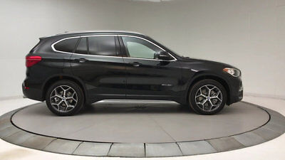 2018 BMW X1 sDrive28i Sports Activity Vehicle sDrive28i Sports Activity Vehicle New 4 dr Automatic Gasoline 2.0L 4 Cyl Black S