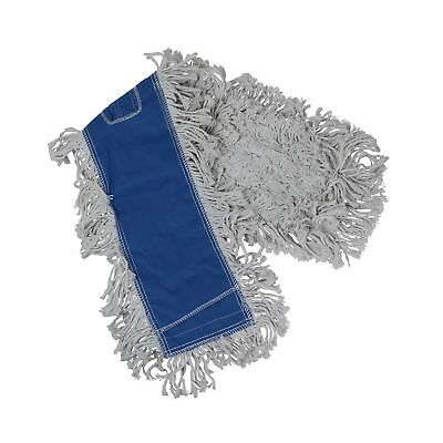 Tricol 38488 Launderable Replacement Dust Mop, Cotton, 5.5 x 36-Inch