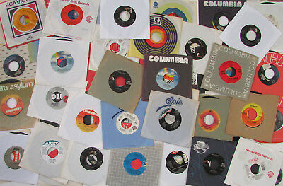 50 1960s 70s 80s 90s 45 rpm COUNTRY RECORD LOT VINTAGE JUKEBOX VINYL c&w old