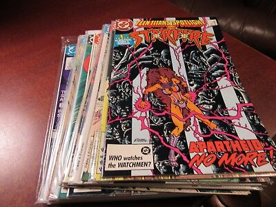 Lot of 20 Different Teen Titans Spotlight #1-21 DC 1986 Comic Book Collection