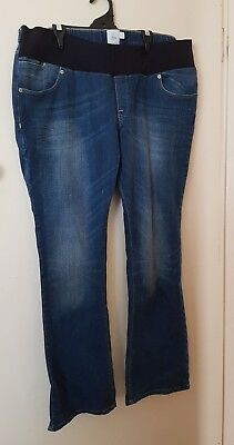 ASOS maternity jeans size 18 - very good condition