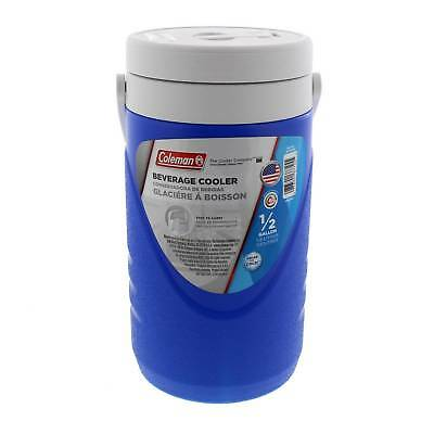 Coleman Jug Teammate Blue 1.9L Thermozone Insulation Camping Wide Mouth Twist