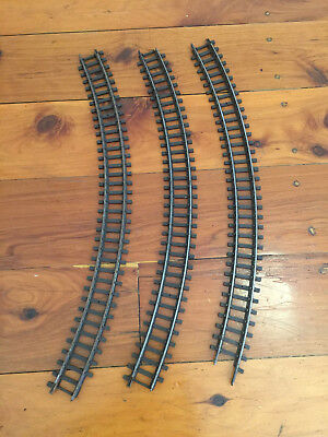 Tri-ang Railway Track - 3 pieces