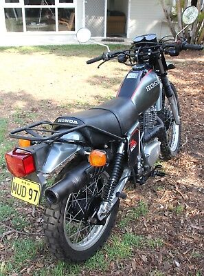 1981 Honda Xl500S, Road/trail Recent Restoration And Full Road Rego In Nsw
