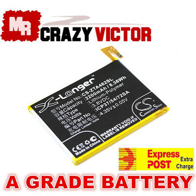 Replacement ICP37/54/72SA Battery for Telstra 4GX Plus,ZTE Blade A462 A310