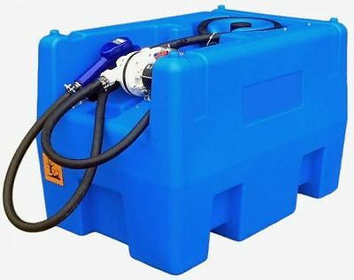 Portable Tank for with Urea (32, Adblue) 200 Litre with Pump