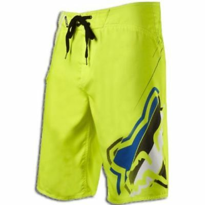 Men/'s Casual Fox Tech Boardshorts Green or Blue Quick-Dry Size 30-38 ❤Aus❤