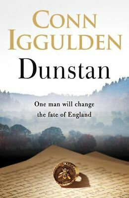 Dunstan: One Man Will Change the Fate of England by Conn Iggulden (Hardback)