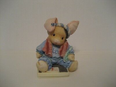 "This Little Piggy (TLP)- ""This Little Piggy Had None"" 1994 Enesco"