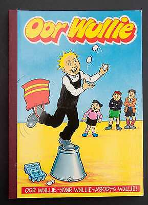 OOR WULLIE ANNUAL 1990 / 1991 - Retro Comic Annual - Very Good Condition *