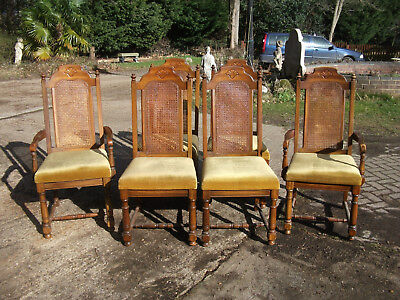 225 - 20th Century Six Queen Anne Style Dining Chairs