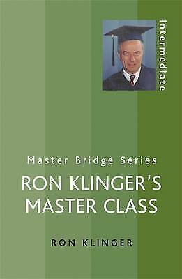 Ron Klinger's Master Class by Ron Klinger (Paperback) New Book