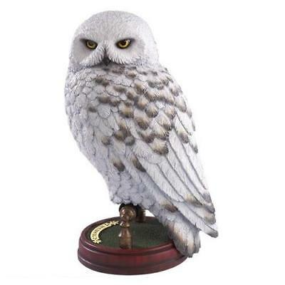 Harry Potter - Hedwig Hand Painted Sculpture - New & Official Warner Bros In Box