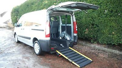 13 Peugeot Expert Tepee 2.0HDi WHEELCHAIR ACCESS VEHICLE DISABLED *LOW FLOOR*