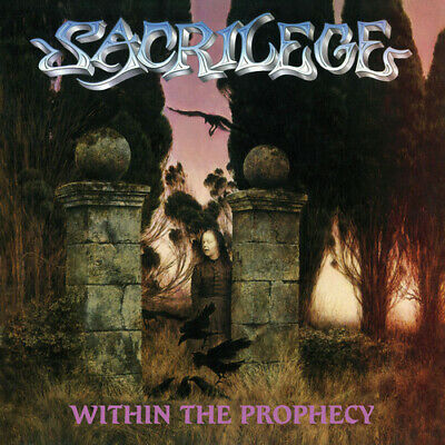 Sacrilege : Within the Prophecy CD (2018) ***NEW***