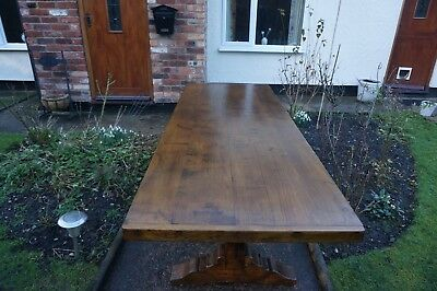Beautiful antique  refectory farm house table