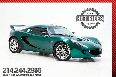 2005 Lotus Elise Supercharged With Many Upgrades 2005 Lotus Elise Supercharged With Many Upgrades! Exige wheels! MUST SEE!