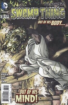 SWAMP THING 31 ...(5th Series).......VF/NM...2014.......Bargain!