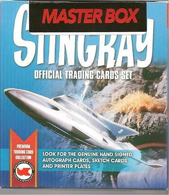 Unstoppable Cards Gerry Anderson Collection Stingray Master Set Tv Century 21