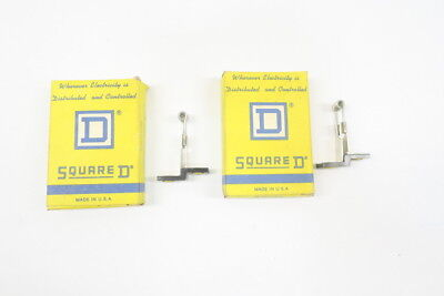 New  Lot Of 2 Square D Ar9.3 Overload Relay Thermal Heater Unit D598675