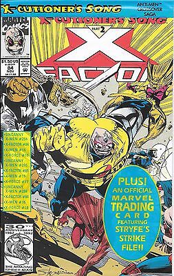 Marvel X Factor 84 and 85   Apocalypse