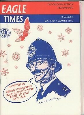 Eagle Times comic fanzine John Worsley PC49 Frank Hampson