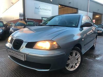 2005 05 Seat Ibiza 1.9 S 3dr Diesel Manual ** LEFT HAND DRIVE ** 1 OWNER