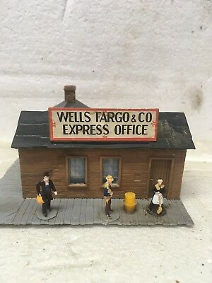 HO Scale EXPRESS OFFICE Building